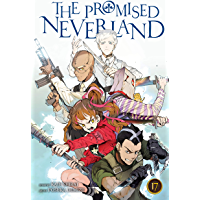 The Promised Neverland, Vol. 17: The Imperial Captial Battle (English Edition)