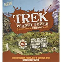 Trek Protein Peanut Power 3x55g Bar MP - Case of 36 Bars
