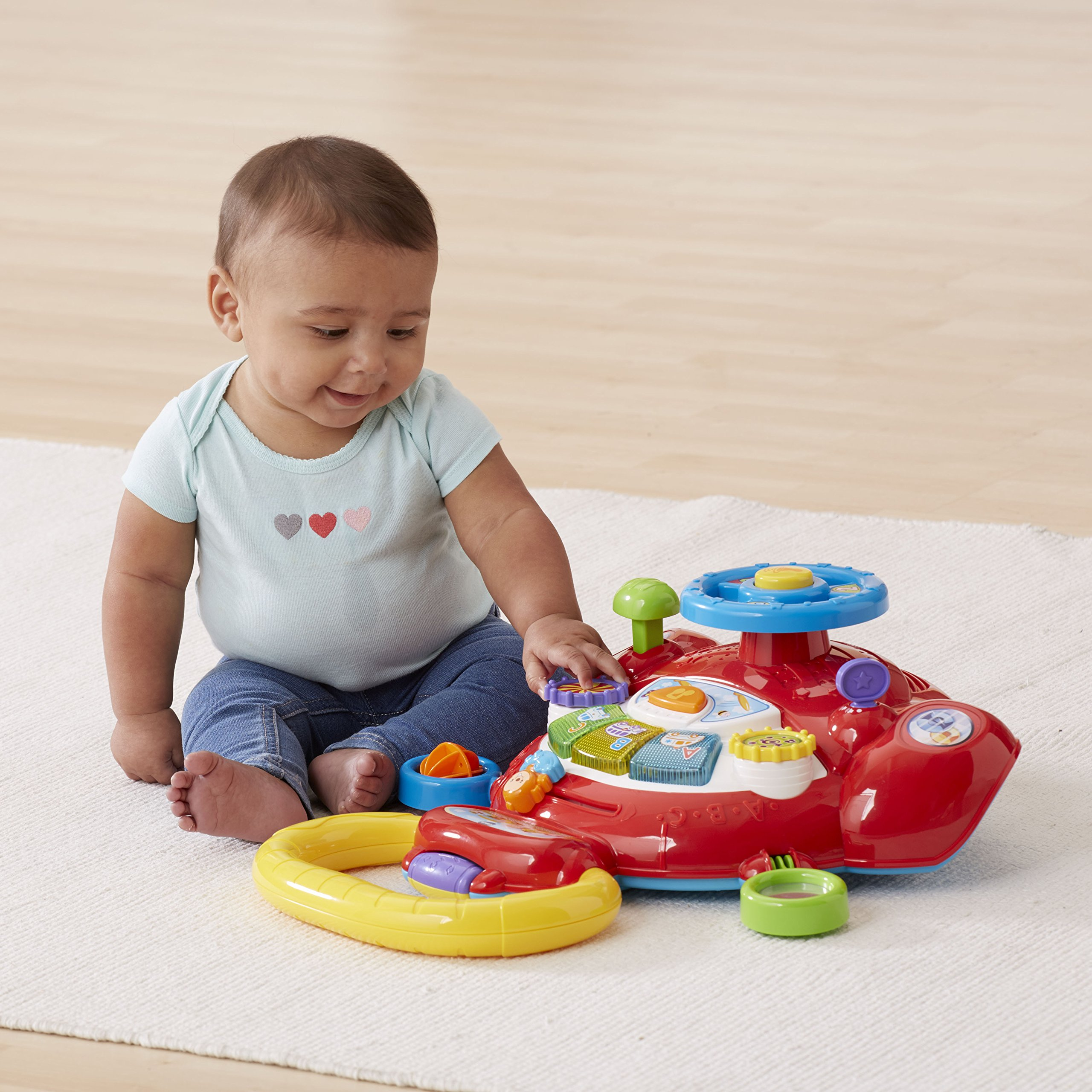 VTech Sit, Stand and Ride Baby Walker (Frustration Free Packaging) (Amazon Exclusive) by VTech (Image #13)