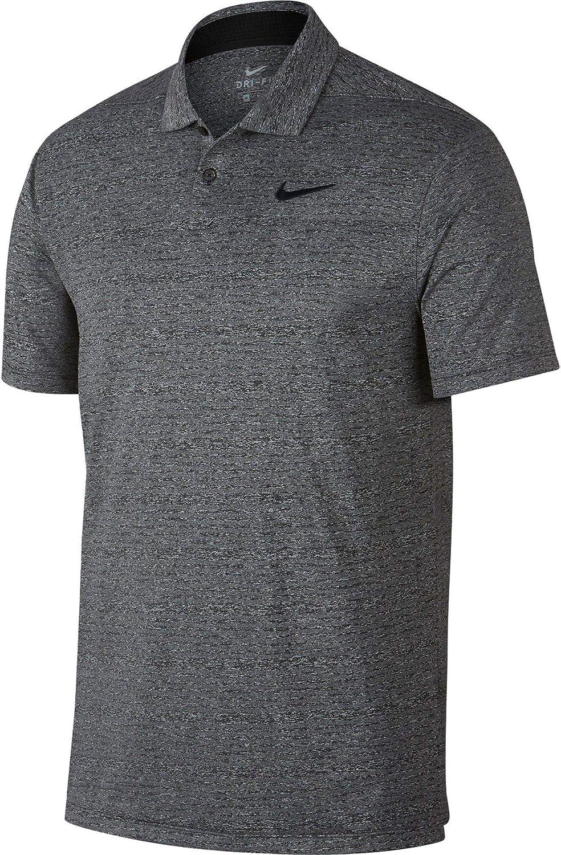 [ナイキ] メンズ シャツ Nike Men's Vapor Heather Golf Polo [並行輸入品] L  B07P9YFGGT
