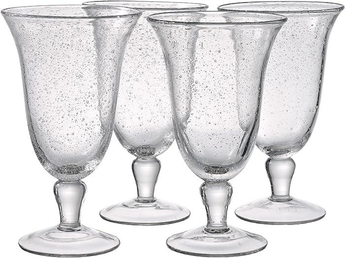 Artland Iris Ice Tea Glass, 18 oz, Clear