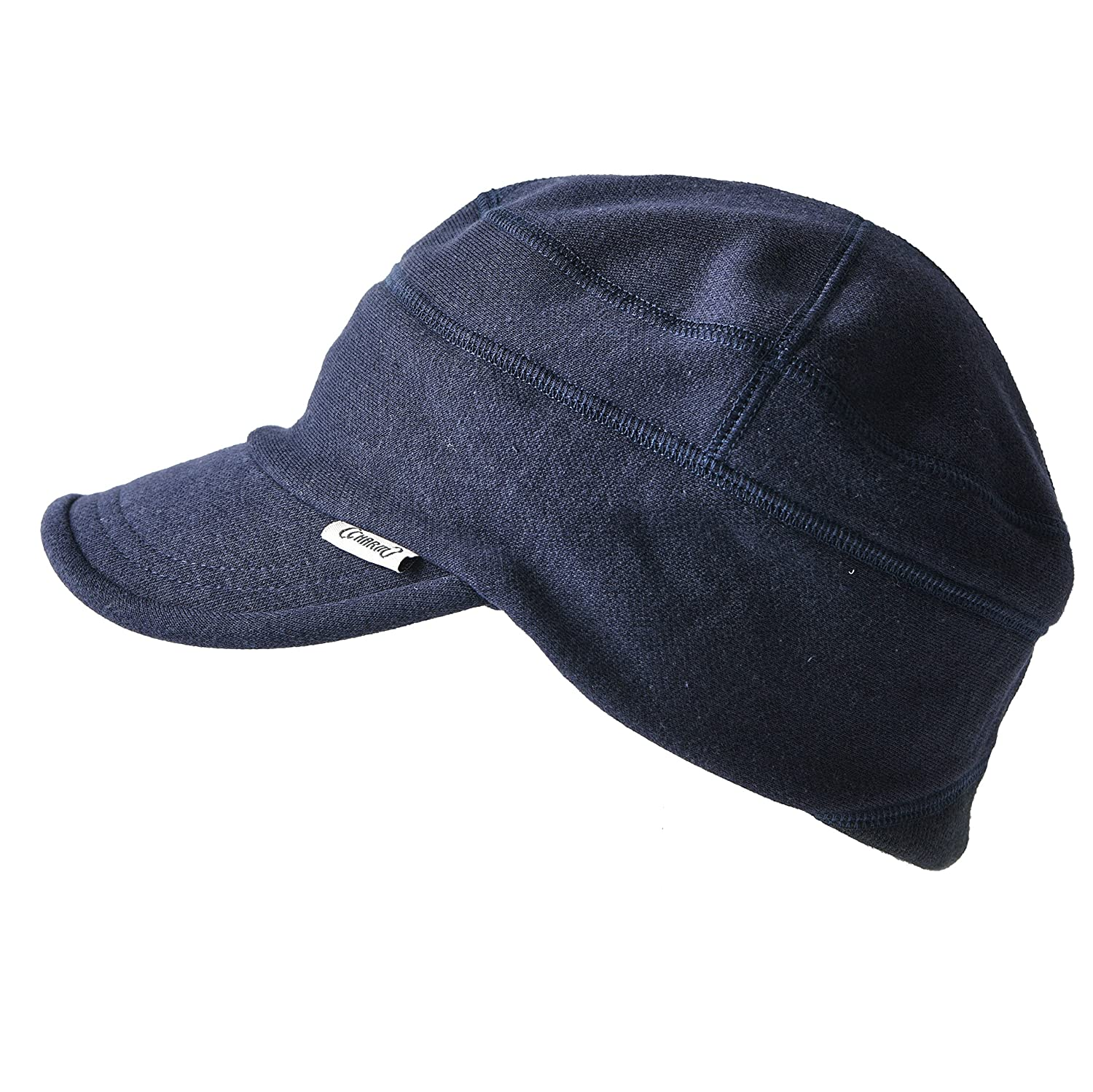 Casualbox Mens Cotton Sun Hat Visor UV Sweat Absorbing Summer Unisex 4589777968981