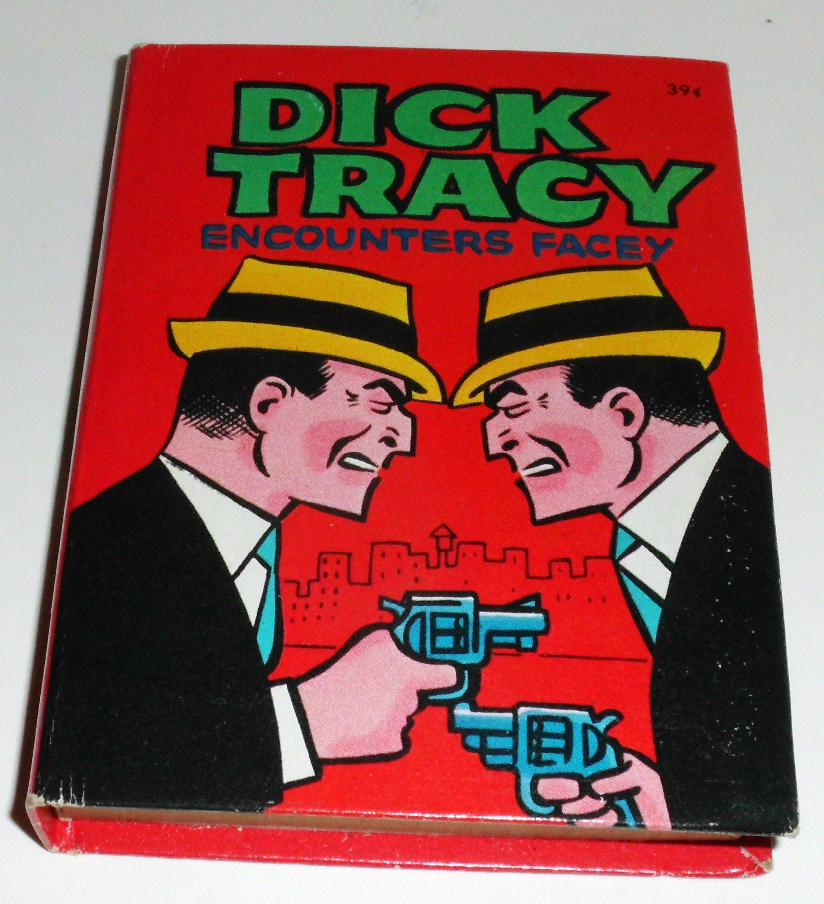 Dick tracy encounters facey