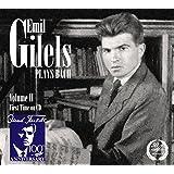 Emil Gilels Plays Bach [Emil Gilels, Yakov Zak, Elizaveta Gilels] [Melodiya: MELCD 1002224]
