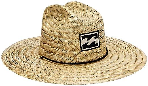 3b18b19ed9dfe BILLABONG Men s Classic Straw Sun Hat