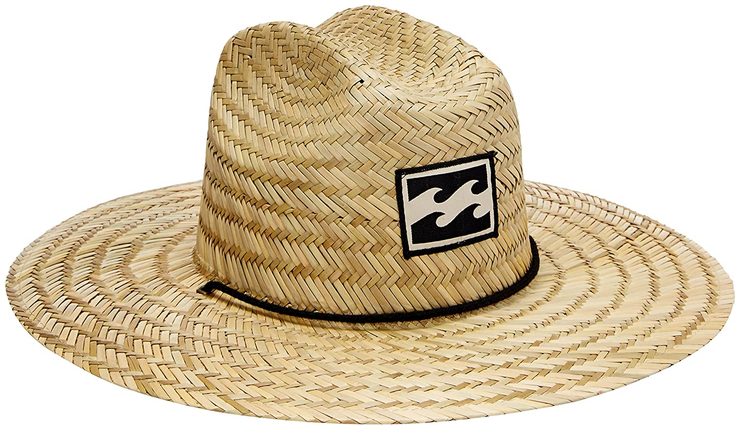 Billabong Mens Classic Straw Sun Hat Natural One Billabong Young Mens MAHTATID