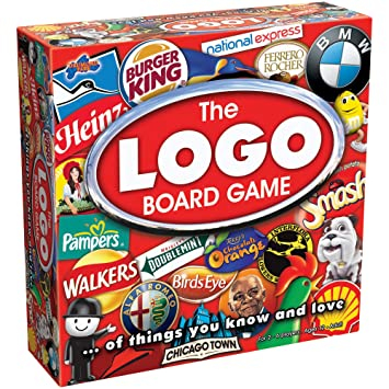 Drumond park the logo board game drummond park amazon toys drumond park the logo board game altavistaventures Images