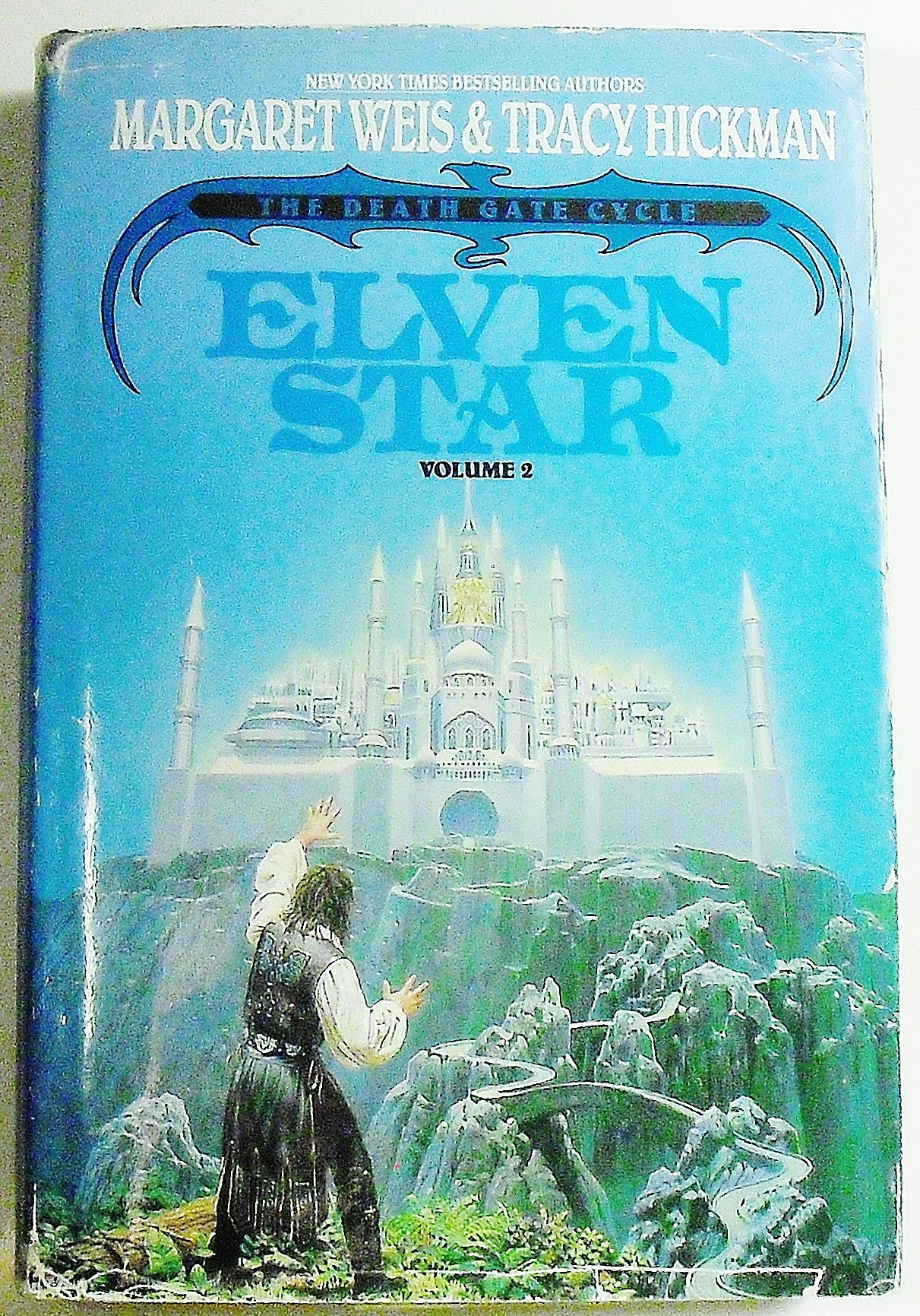 Elven Star The Death Gate Cycle 2 By Margaret Weis