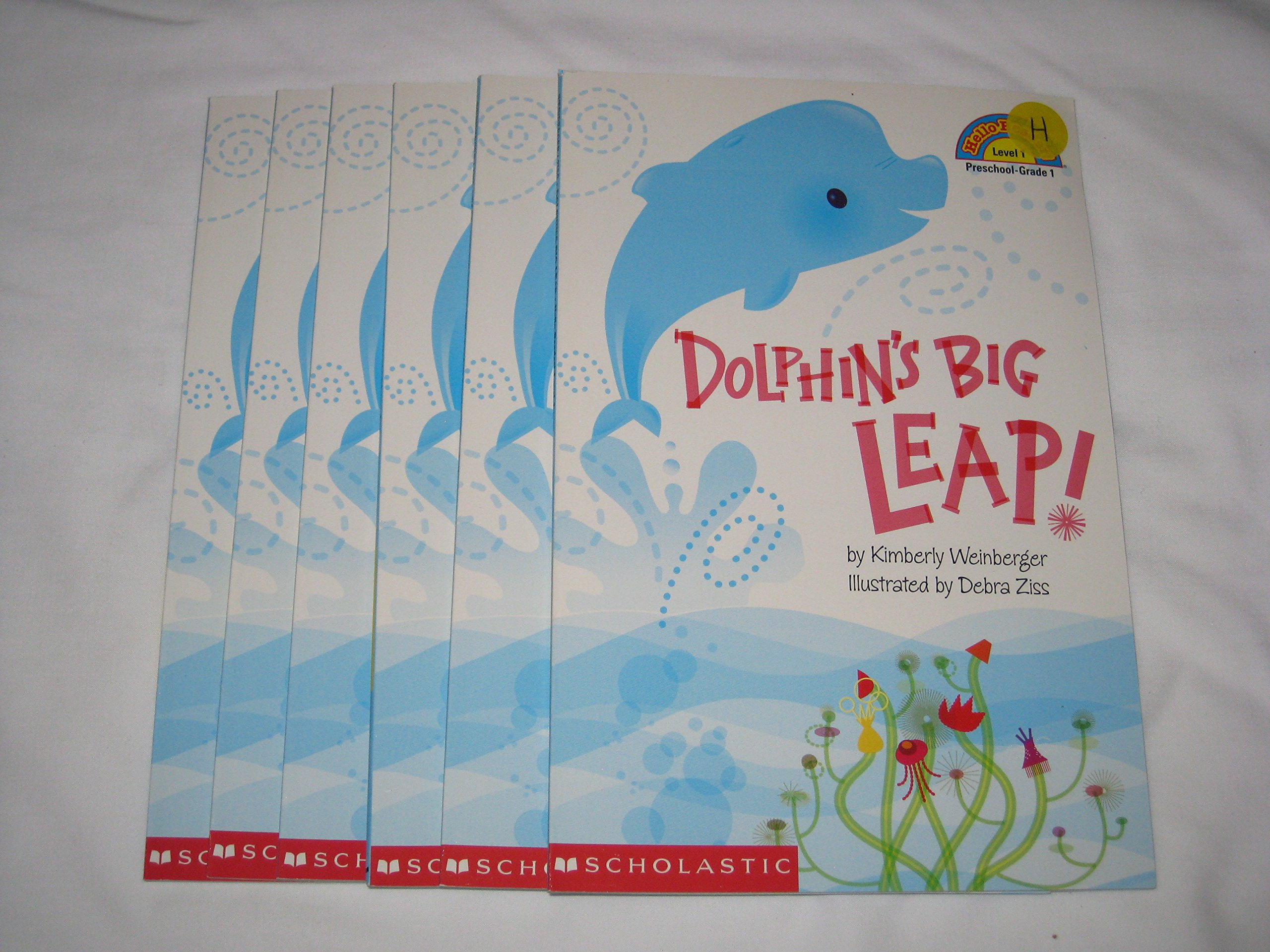 Guided Reading Set - Dolphin's Big Leap! pdf epub