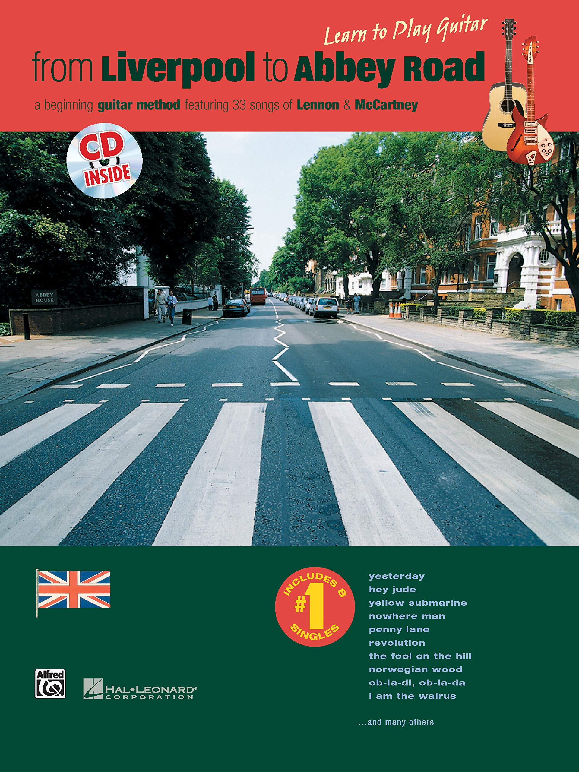 From Liverpool to Abbey Road Tab Notation Edition: A Guitar ...
