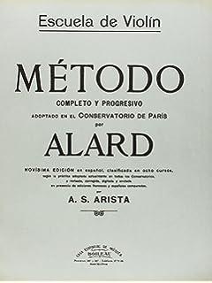 Método para Violín, Curso completo