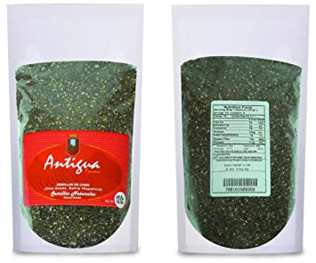 Chia Seeds (Semillas De Chan, Salvia Hispanica)