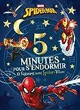 SPIDER-MAN - 5 Minutes pour S'endormir - 12 Histoires avec Spider-Man - MARVEL