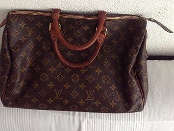 Louis Vuitton Louis Vuitton Speedy, Sac à main pour femme marron marron, marron (