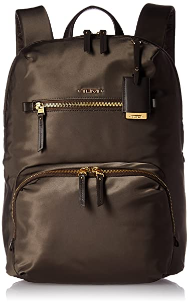 7e32c4cd3 Tumi Women's Halle Backpack, Mink, One Size: Amazon.ca: Luggage & Bags