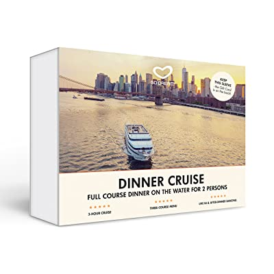 Dinner Cruise and Ball Room Dancing Voucher