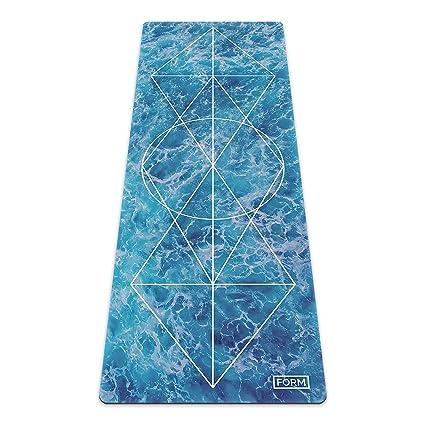 Amazon.com: Form Pro Yoga Esterilla de ejercicio ...