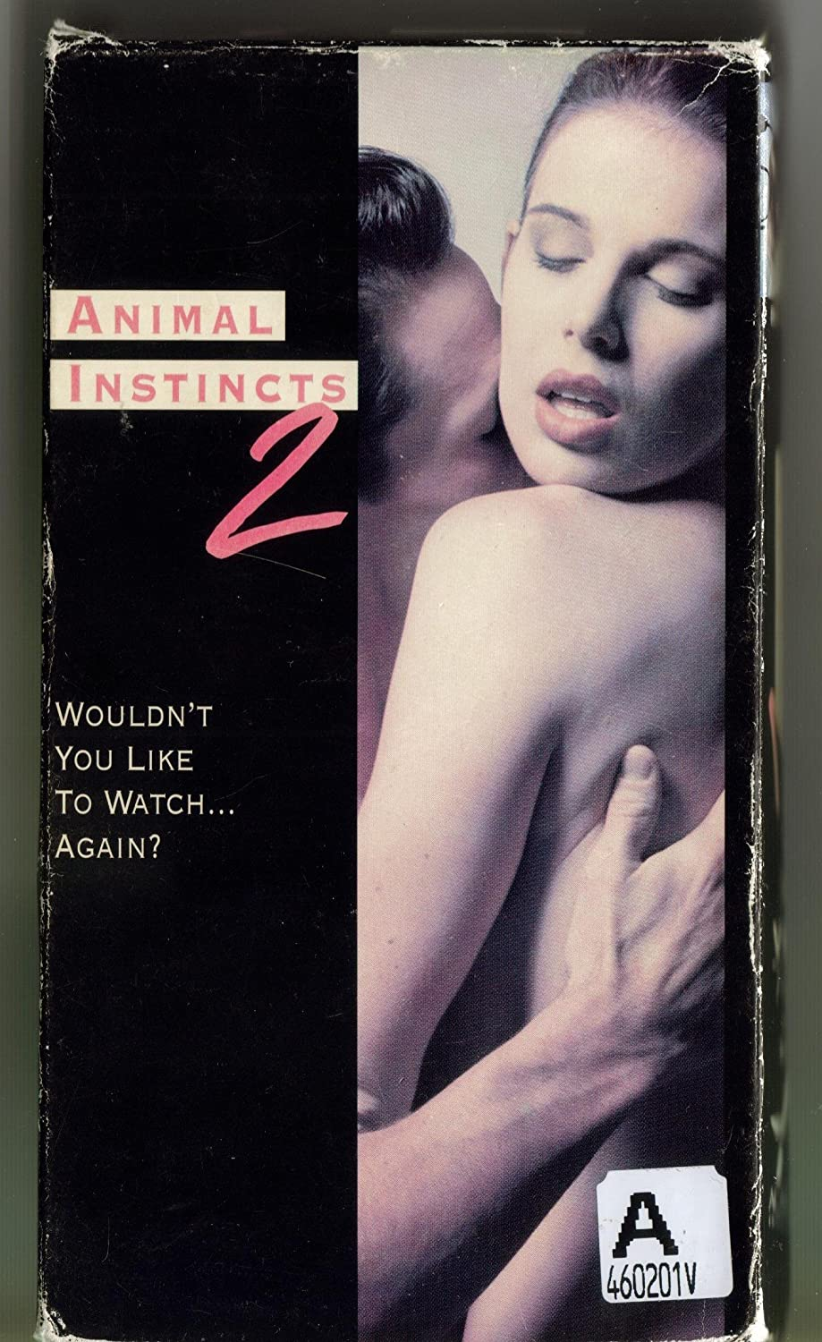 Amazon Com Animal Instincts 2 Vhs Whirry Shannon Movies Tv