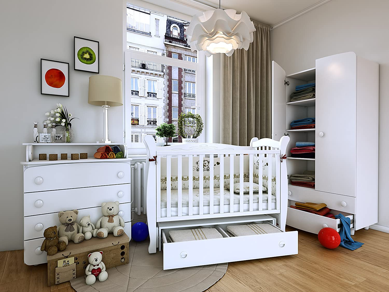 Babyzimmer London Art Nr 1506 2206 27106 Kinderzimmer