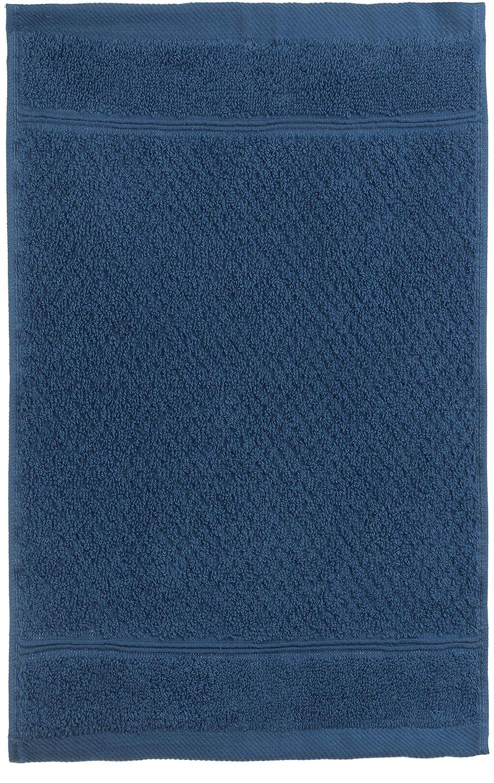Aspecto de arroz Brandsseller Azul Real 470 g//m/² algod/ón 50 x 30 cm 50 x 30 cm 100/% algod/ón Juego de 10 Toallas de Mano para Invitados