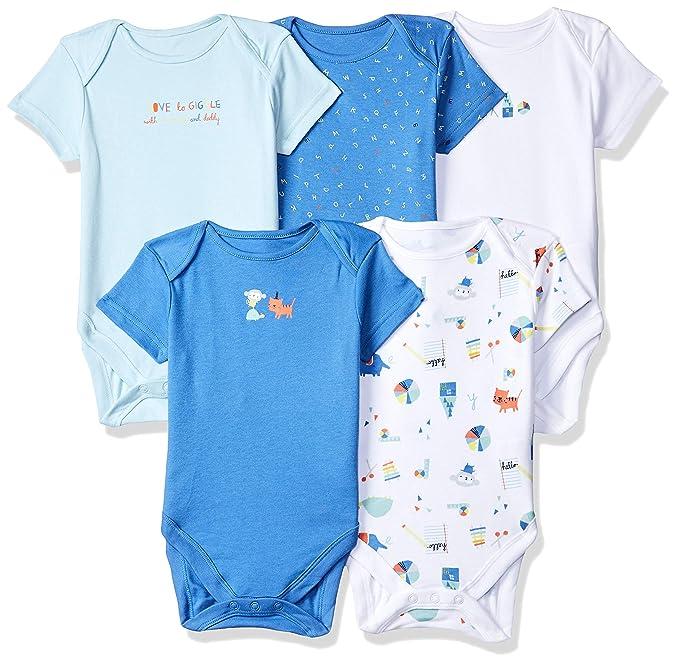 Mothercare Mummy & Daddy Body, Azul (Blue 128), Recién Nacido para ...