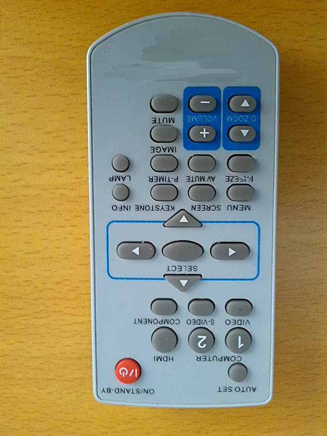 Compatible Replacement Panasonic /'PT-A/' Series Projector Remote Control