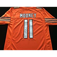 Darnell Mooney Signed Autographed Orange Football Jersey Beckett COA - Chicago Bears Wide Receiver - Size XL photo