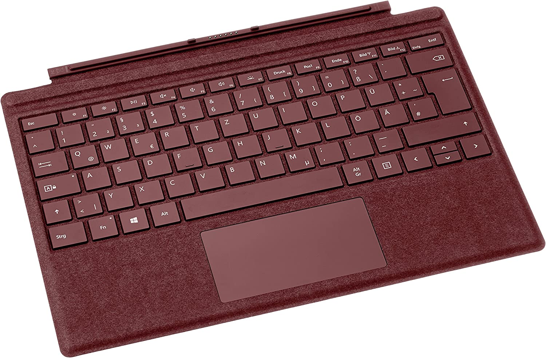 Surface Pro Type Cover LT Carcasa de Teclado Azul Claro