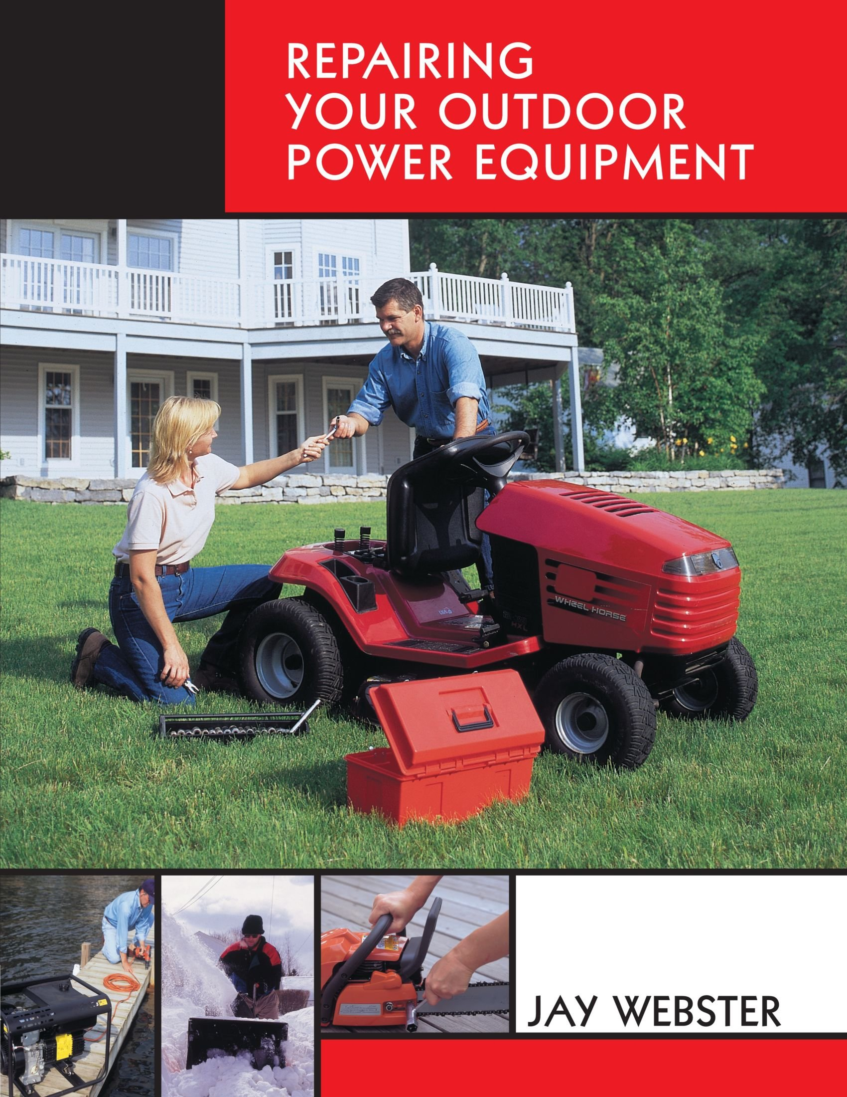 Repairing Your Outdoor Power Equipment (Trade)
