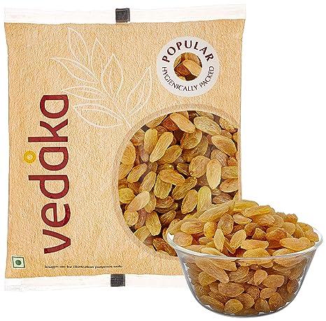 Amazon Brand - Vedaka Popular Raisins, 100g