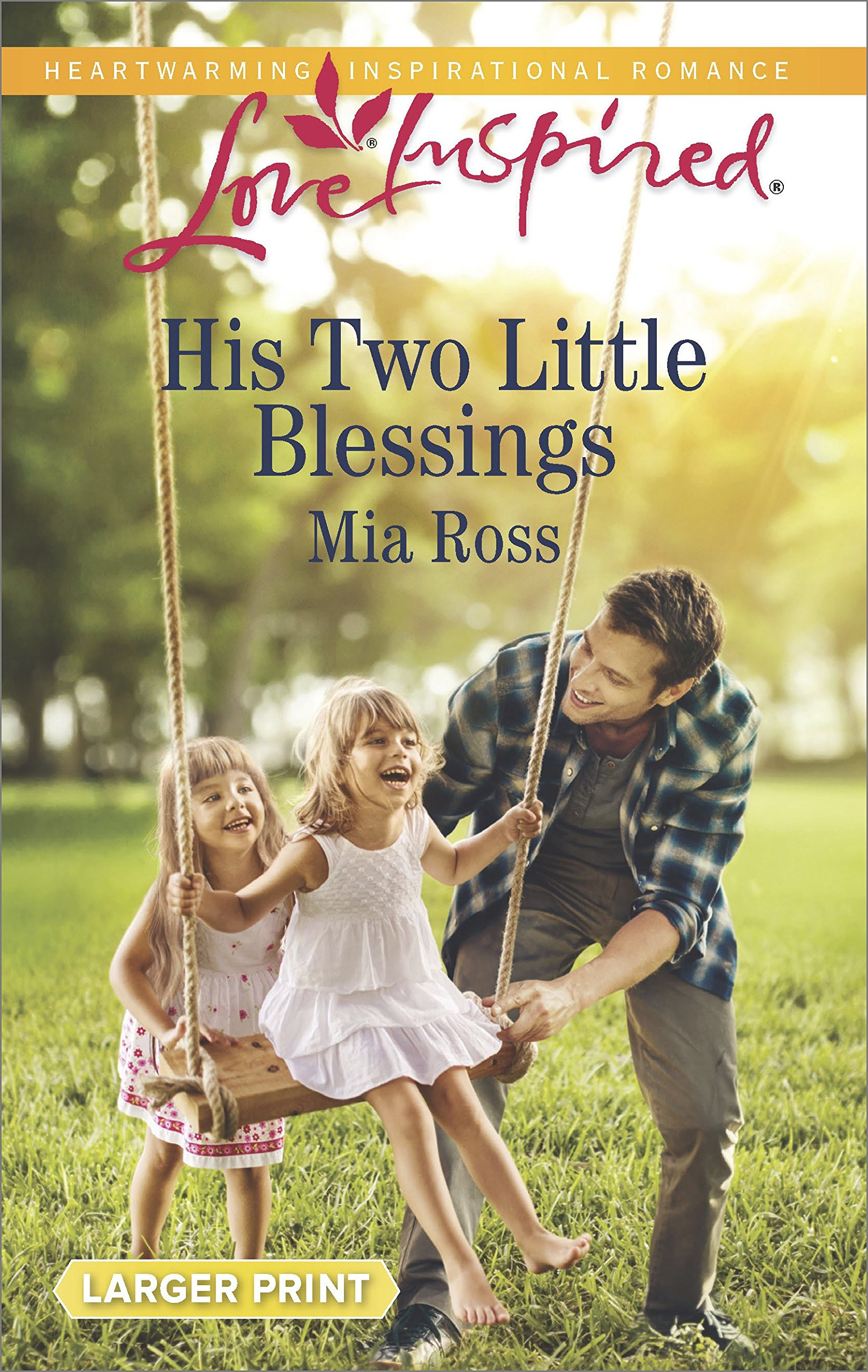 His Two Little Blessings (Liberty Creek)