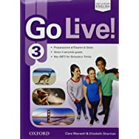 Go live. Student's book-Workbook-Extra-Trainer. Per la Scuola media. Con CD Audio. Con espansione online: 3