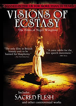 52d1f62345 Amazon.com  Visions of Ecstasy (with Sacred Flesh)  Louise Downie ...