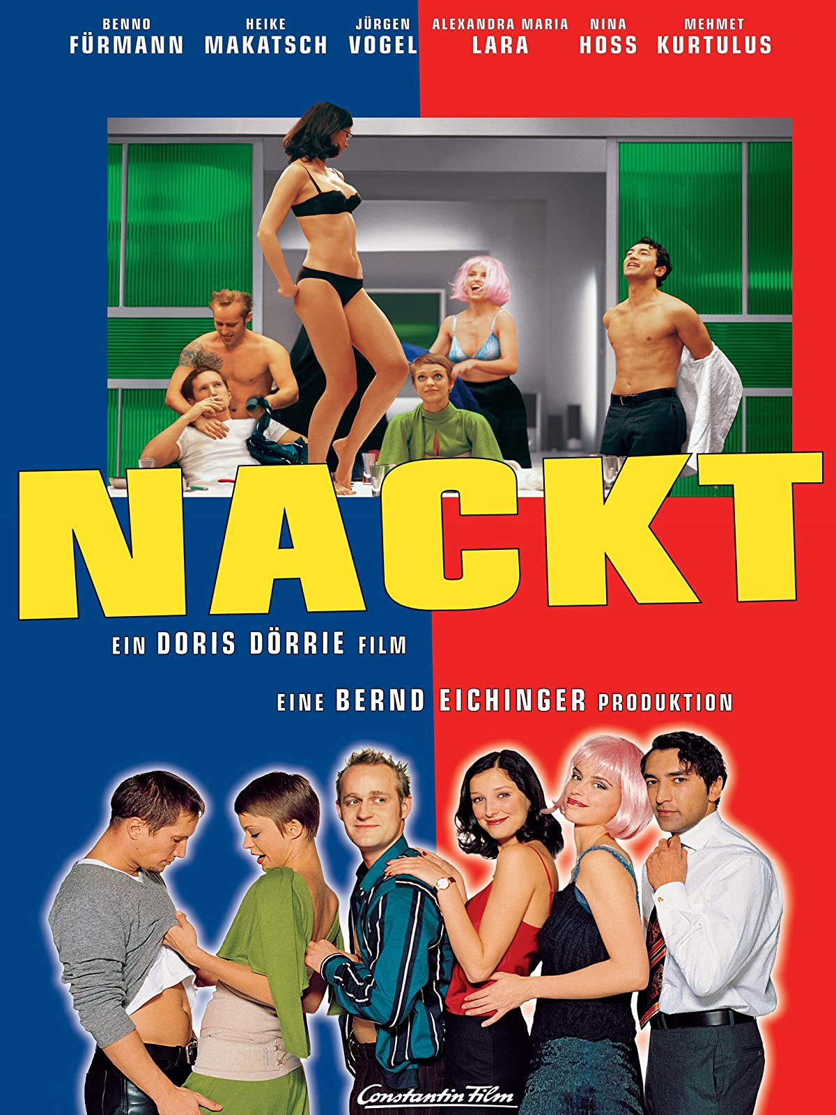 Nackt Nina Frederik  Album An