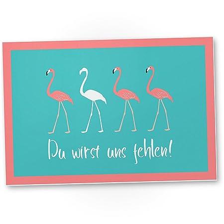 DankeDir!. Te nosotros Faltar Flamingo - Plástico Placa ...