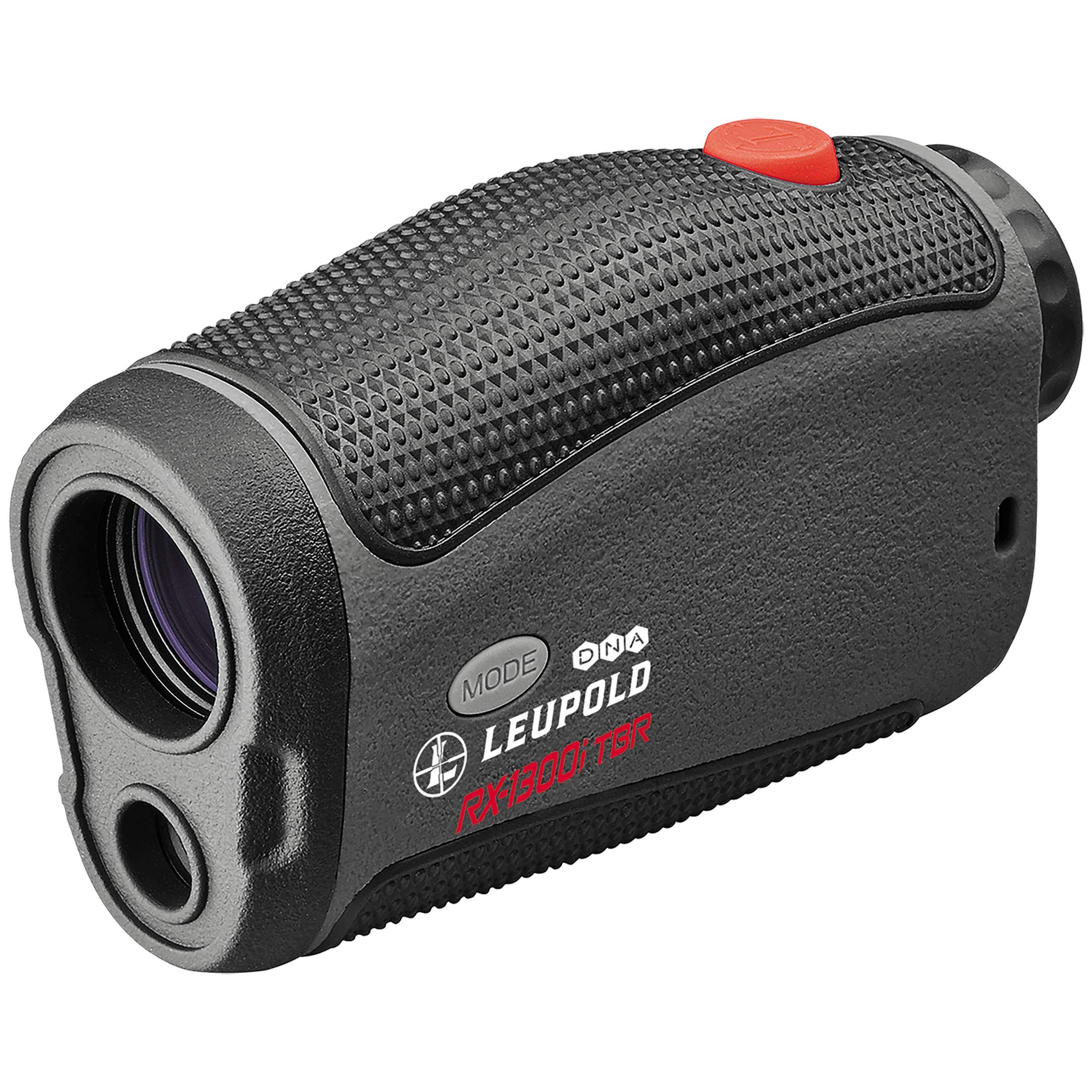 Leupold RX-1300i TBR Laser Rangefinder with DNA, Black/Gray