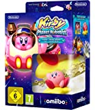 Nintendo Kirby: Planet Robobob + amiibo 3DS/XL Basic Nintendo 3DS German video game - video games (Nintendo 3DS, Action / Adventure, Multiplayer mode, E (Everyone))