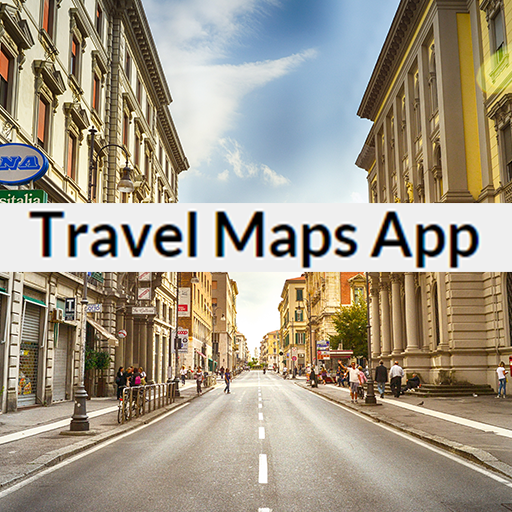 Travel Maps App