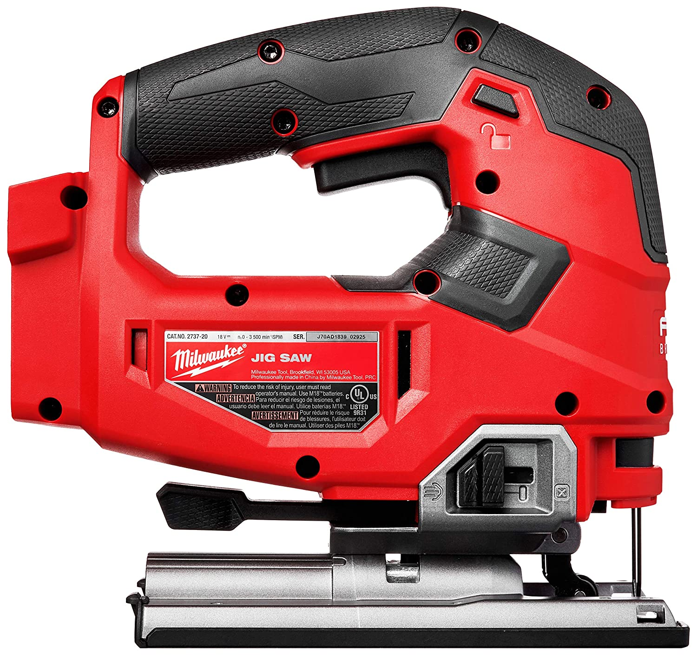 Amazon.com: M18 Fuel D-Handle Jigsaw: Home Improvement
