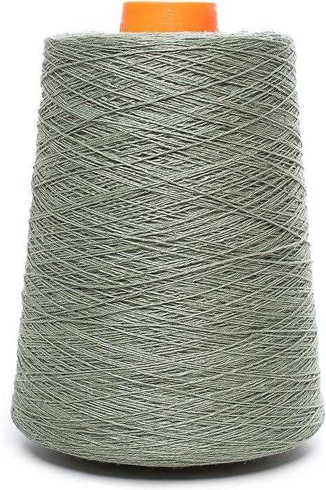 Linen Yarn For Crochet High Quality Natural Linen Yarn 300 g10.5 oz 3 Balls Knitting