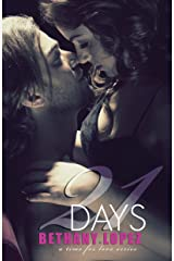 21 Days (Time for Love) Kindle Edition