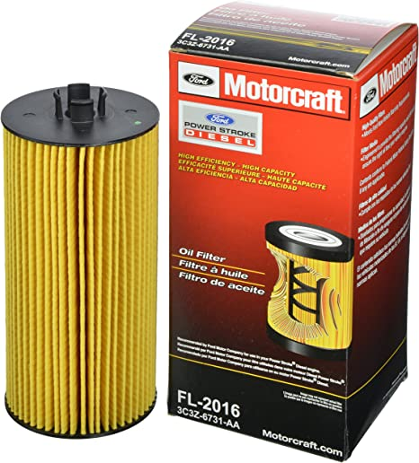 Amazon.com: Filtro de aceite Motorcraft FL2016: Automotive