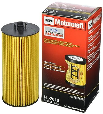 Motorcraft Fl  Oil Filter