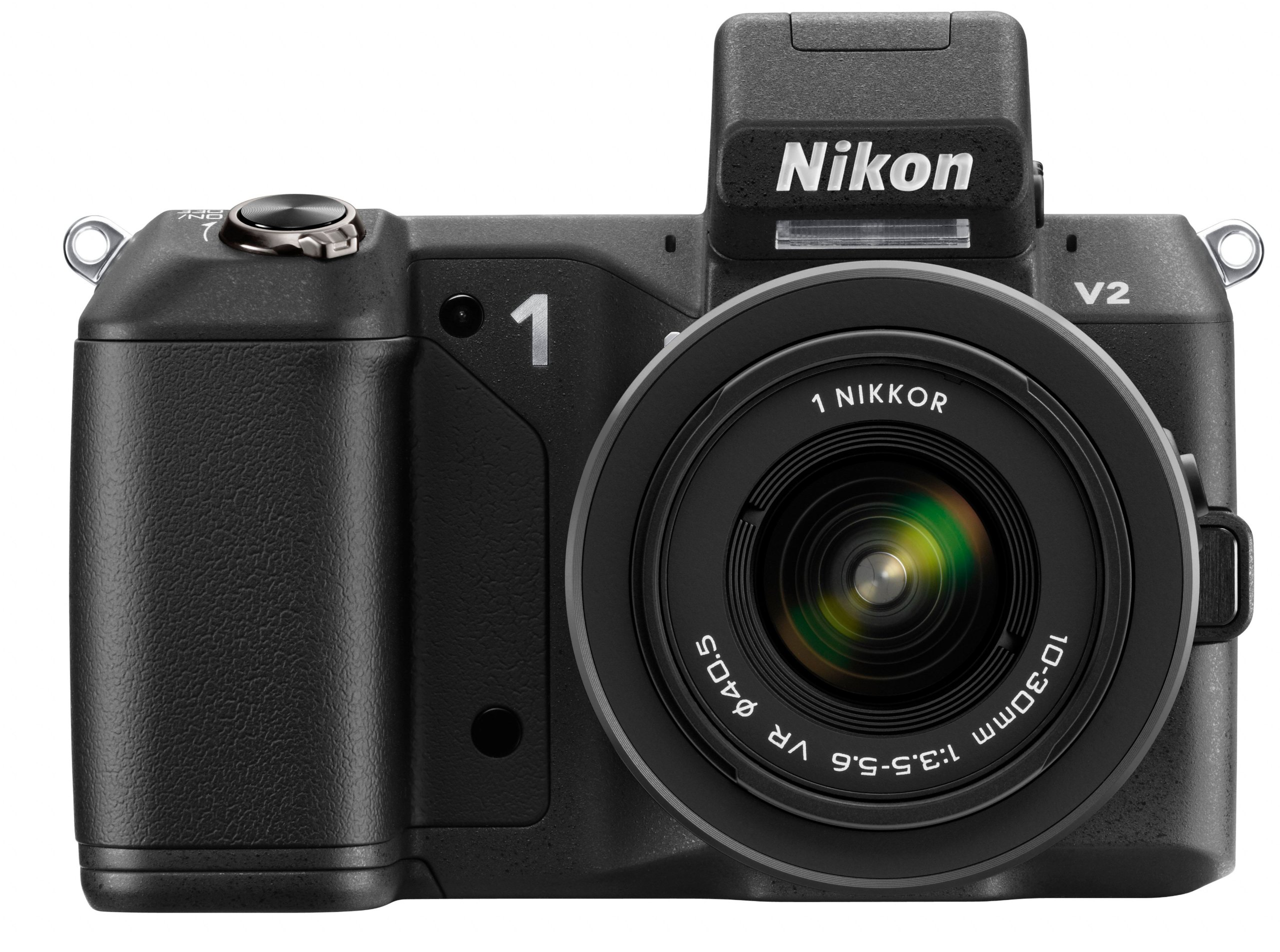 Nikon Mirrorless Interchangeable Lens Camera with 1 NIKKOR VR 10-30mm f/3.5-5.6 - International Version