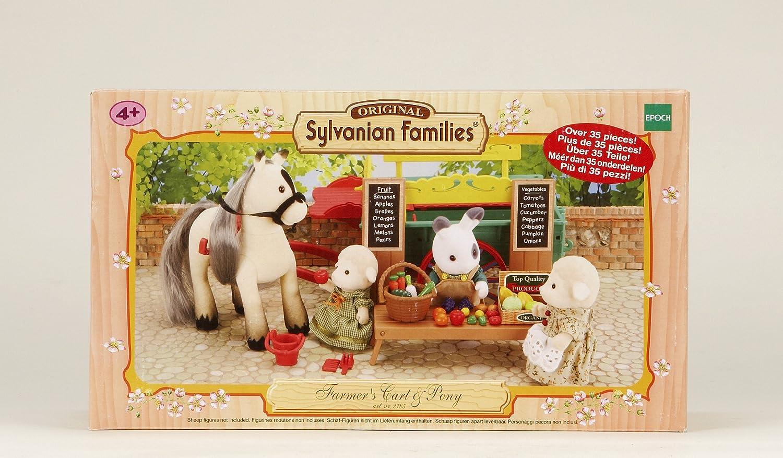 Amazon.es: Sylvanian Families 2785 - Carruaje y accesorios para ...