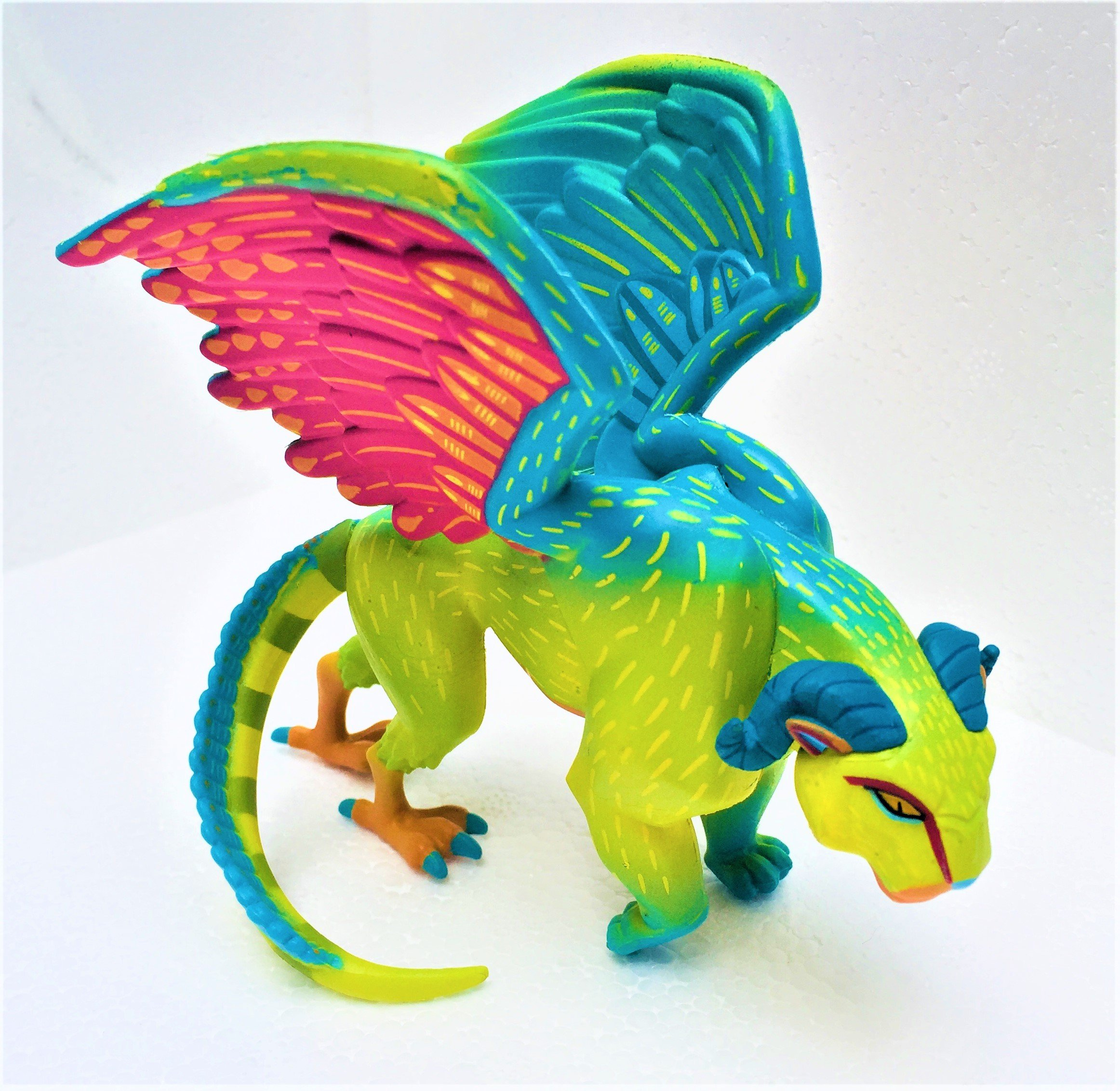 "Disney Coco Pepita Dragon PVC Figure 4"" Figurine Cake Topper Party Favor Toy by holiday figures"