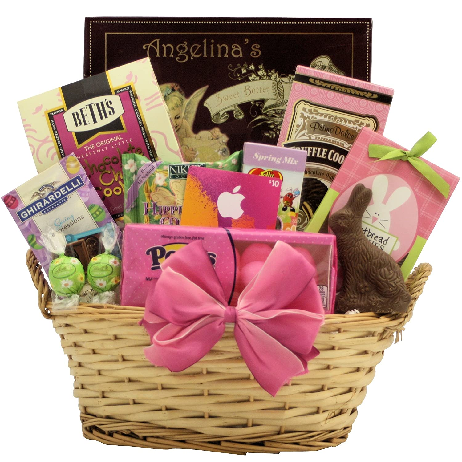 Amazon.com  GreatArrivals Gift Baskets Itunes Cool Easter Treats Teen and Tween Easter  Grocery u0026 Gourmet Food  sc 1 st  Amazon.com & Amazon.com : GreatArrivals Gift Baskets Itunes Cool Easter Treats ...
