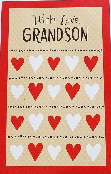 Amazon.com: Con amor Nieto – feliz día de San Valentín ...
