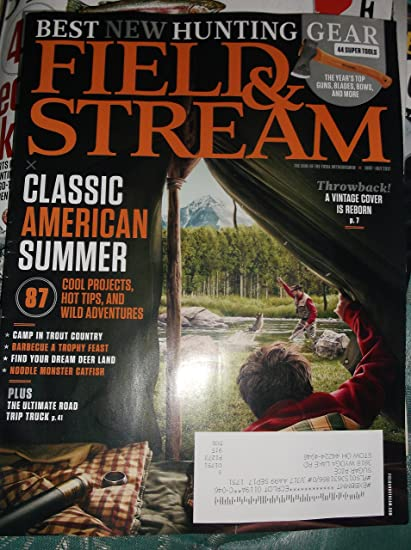 deb599a41391 Amazon.com   Field and Stream June  July 2017   Everything Else
