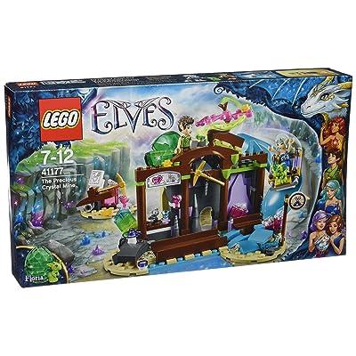 LEGO 41177 Elves The Precious Crystal Mine Building Set: Toys & Games